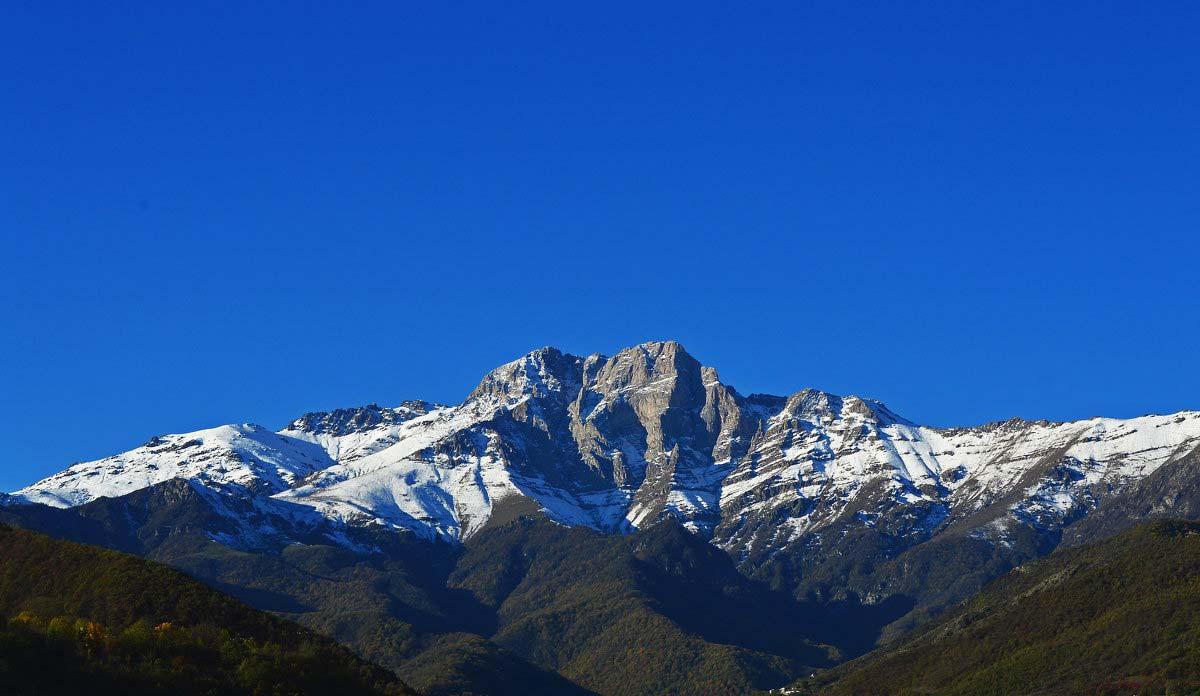 Гора Хуступ