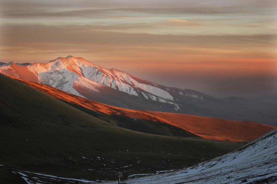 Гора Ишханасар