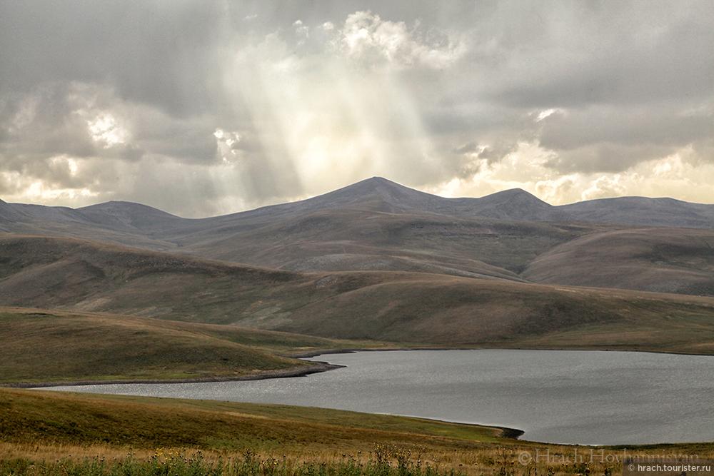 Озеро Ал, Армения
