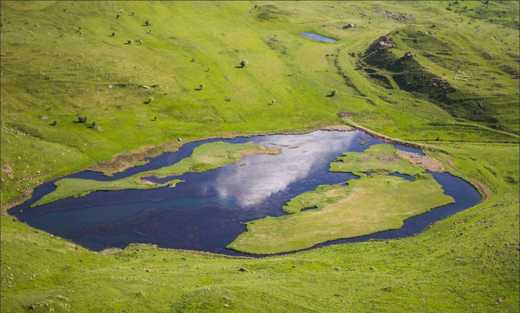 Озеро Артаван