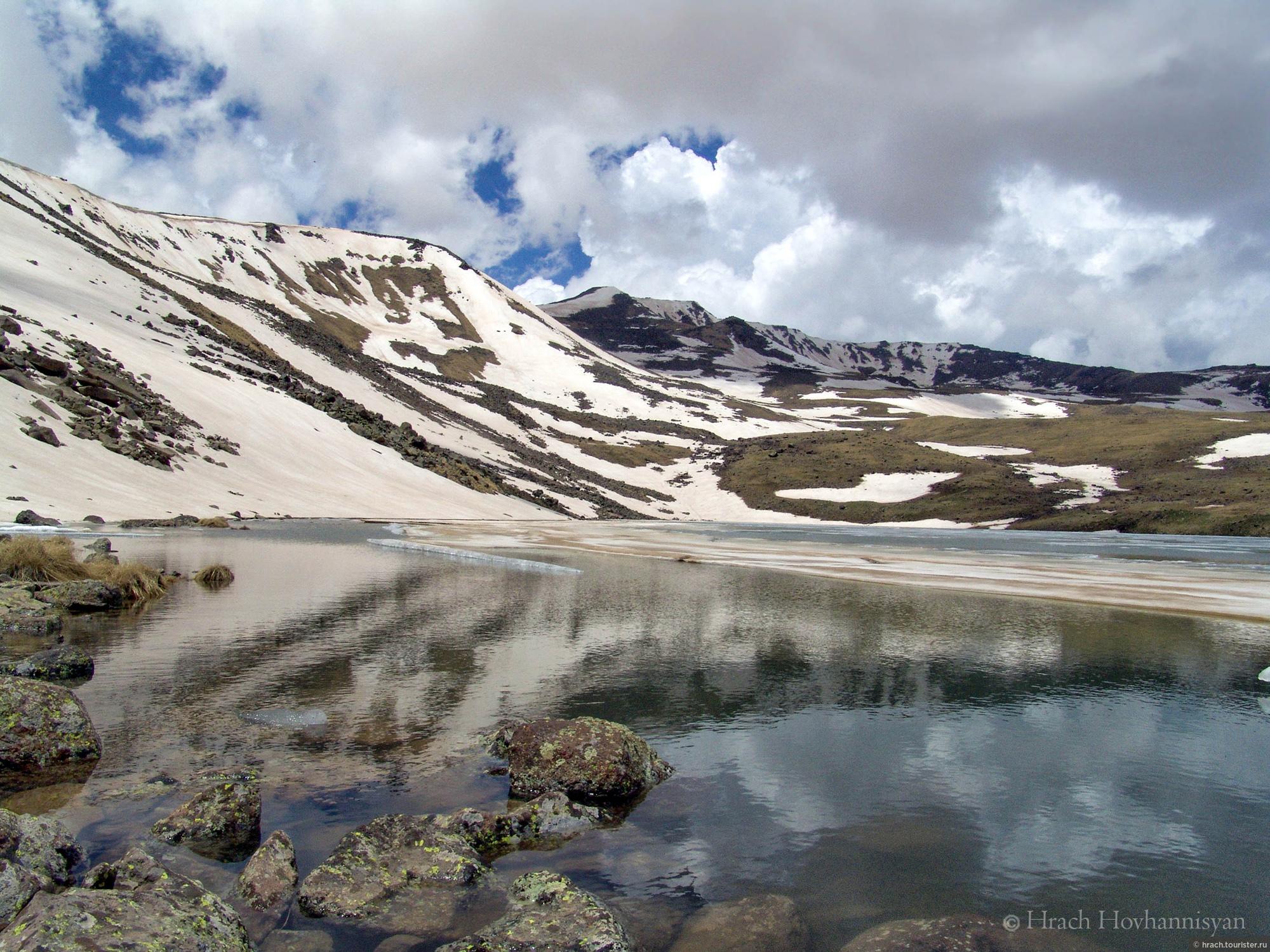 Озеро Лессинга